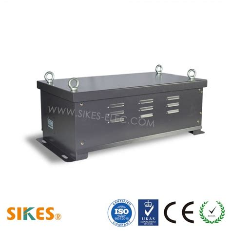 power resistor enclosure braking resistor box 9kw