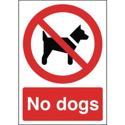 no puppies no dogs signs seton uk