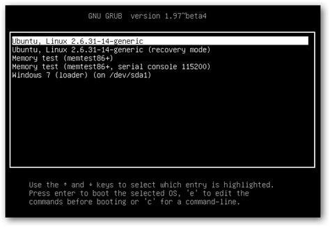 dual boot your pre installed windows 7 computer with ubuntu