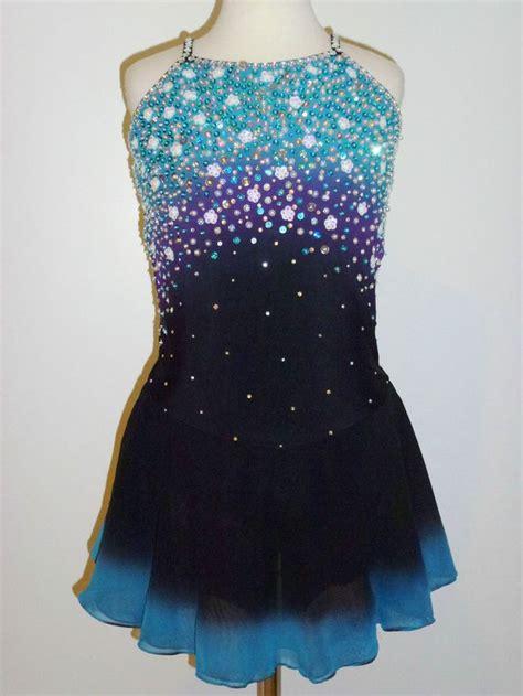 Loly Dress Set 201 pingl 233 par loly bleu sur tenues de patinage ou 233 v 232 nements