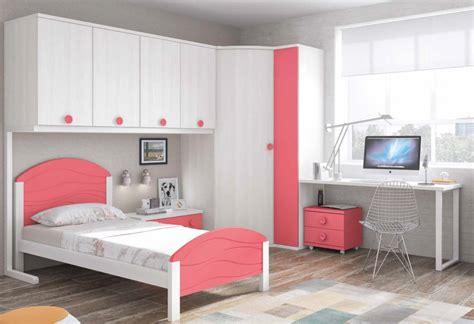 dormitorios infantiles de dos camas
