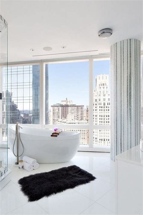 new york apartment bathrooms penthouses in new york city