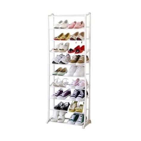Rak Sepatu Lipat Amazing Shoes Organizer Rack Shoe jual daily deals radysa organizer amazing shoes rack