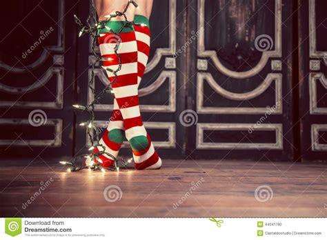 christmas socks stock photo image 44041780