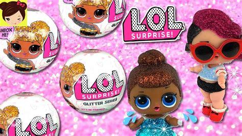 Lol Glitter Series nuevas mu 241 ecas lol glitter series bebes de