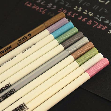 color pen graffiti pen sta 6551 metal color marker graffiti pen multicolor paint