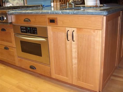 kitchen island outlet ideas outlet on false drawer in front of sink kitchen remodel