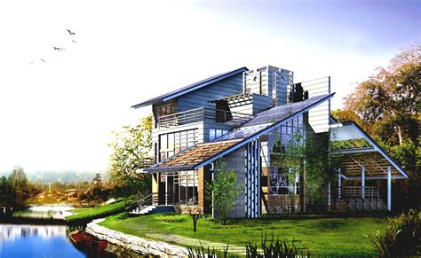 home future design with futuristic houses cool futuristic