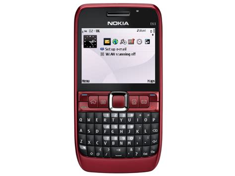 Www Hp Nokia E63 setting up and using two home screens on the nokia e63