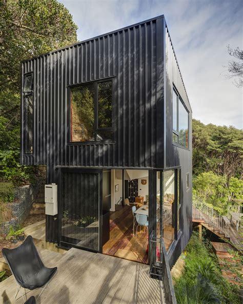 tall dark  handsome  split level home  auckland