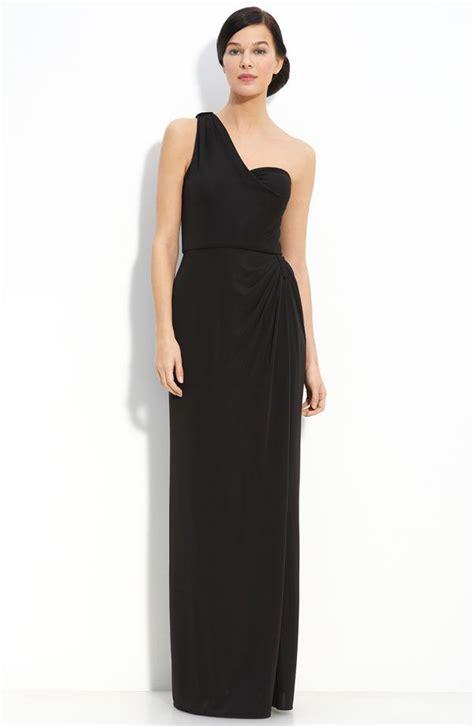 Black Bridesmaid Dresses by Black Bridesmaids Dresses Ooze Sophisticated Elegance