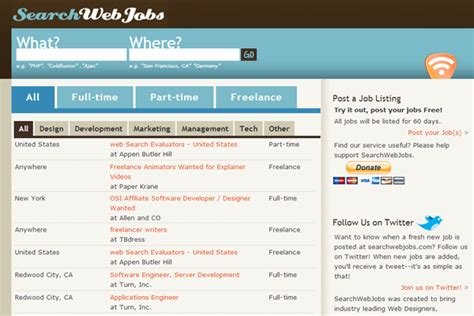 Top Search Boards 40 Popular Website Boards For Design Inspiration