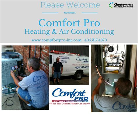 Comfort Pros by New Member Comfort Pro Heating Air Conditioning