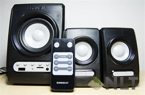 Speaker Quatro review sonicgear quatro v speakers nasi lemak tech