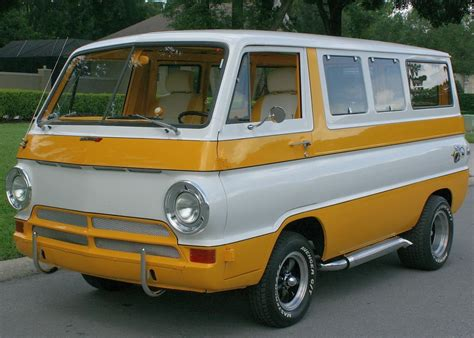 1969 Dodge A 100 Sportsman Van for sale