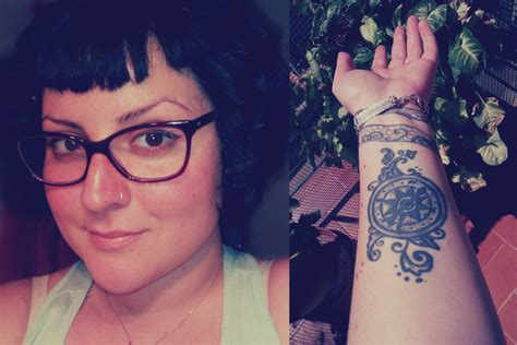 tattoo doll maker meet tattoo challenge winner medusa dollmaker 187 redbubble blog