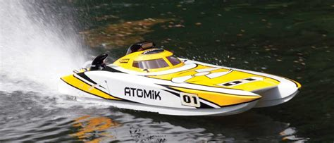atomik 58 rc boat atomik rc a r c 58 inch electric racing cat rc boat