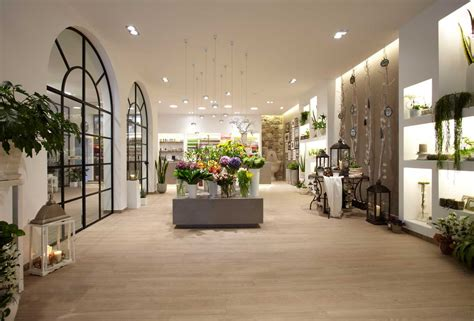 Studio Interior Design Brescia by Flussocreativo Design Studio Floral Shop Interior