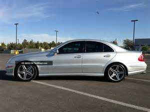 2007 mercedes e63 amg base sedan 4 door 6 3l 507 hp