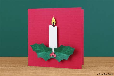 a card candle card crea bea cards