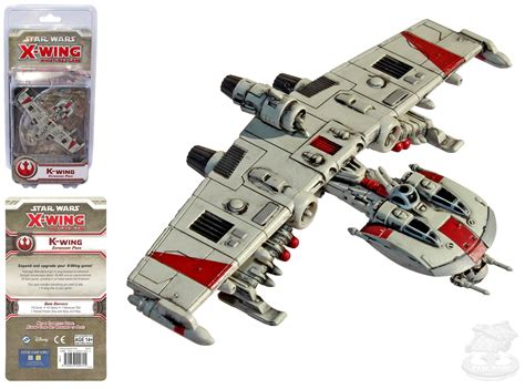 X Wing K Wing Expansion flight x wing miniatures