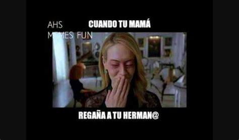 American Horror Story Memes - memes 2 american horror story espa 241 ol amino