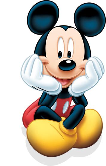 imagenes png mickey mouse disney live