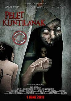 film horor wikipedia bahasa indonesia pelet kuntilanak wikipedia bahasa indonesia