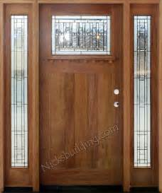 Missions Door by Arts And Crafts Doors Craftsman Style Doors Mission