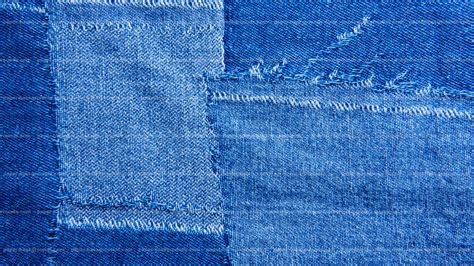 green jeans wallpaper paper backgrounds patched blue jeans texture hd