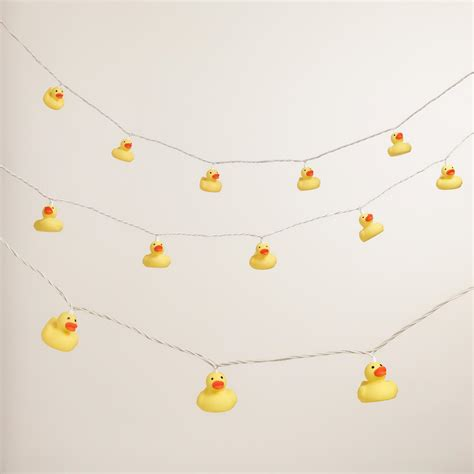 World Market Lights by Rubber Ducky 10 Bulb String Lights World Market