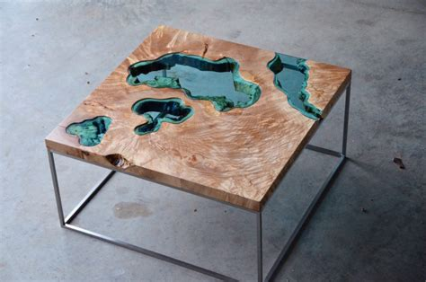 unique furniture collection with perfect cut cutline escape into the glass rivers and lakes of these beautiful