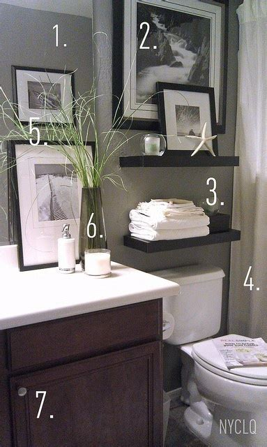 guest bathroom decorating ideas accessories above toilet guest bath for the home