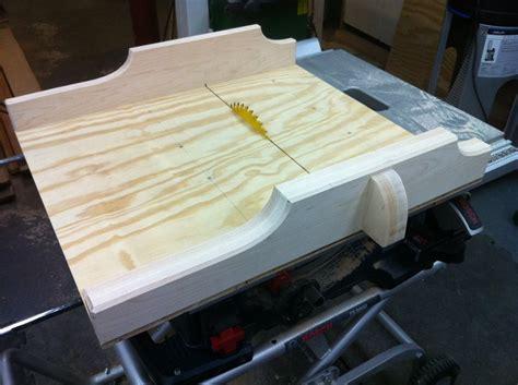 table saw crosscut sled by deaser lumberjocks