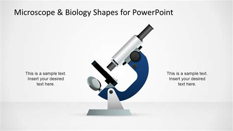 ppt templates for biology free download microscope biology shapes for powerpoint slidemodel