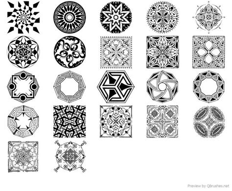 qbrush pattern color 18 best images about geometric patterns and designs on