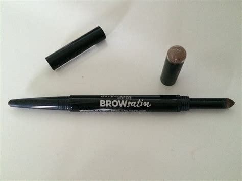 Maybelline Eyebrow saturday s maybelline brow satin pippa o