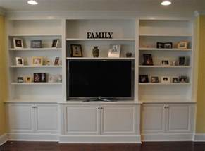 Built Kitchen Cabinets Custom Media Cabinets And Built In S
