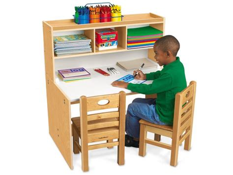 Desk For Kindergarten by Classic Birch Space Saver Writing Center Lakeshoredreamc