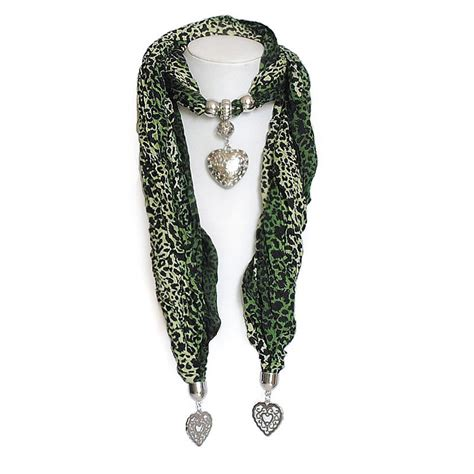 jewelry scarf with metal pendant uk china scarf