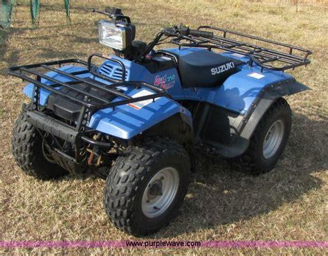 1991 Suzuki 250 Quadrunner Image Gallery Suzuki Quadrunner 250