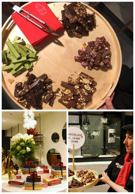 kitkat melbourne central new year chocoholic paradise take a chocolate walking tour of