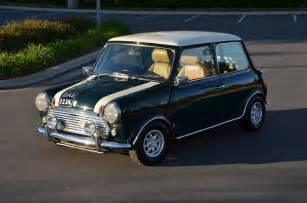 1972 Mini Cooper 1972 Mini Cooper S My Mini Hopes And Dreams