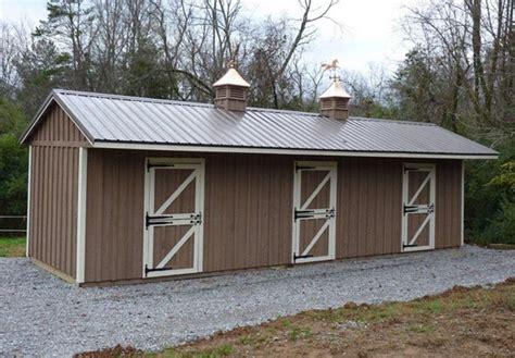 Hilltop Storage Sheds by Barns And Stalls For Sale Nashville Tennessee