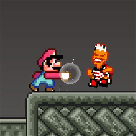 mario combat play game online