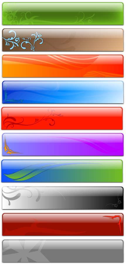 design a header in photoshop free vector glass header designs fancy bittbox