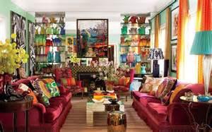 Floral Armchair 15 Inspiring Living Room Interior Design Ideas Https