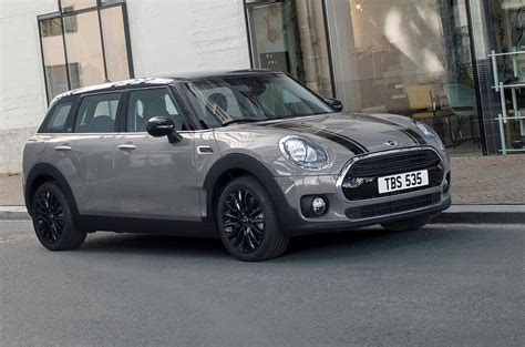 Mini Cooper Black mini clubman cooper black pack review autocar
