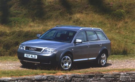 Audi Allroad A6 Review by Audi A6 Allroad Review 2000 2005 Parkers