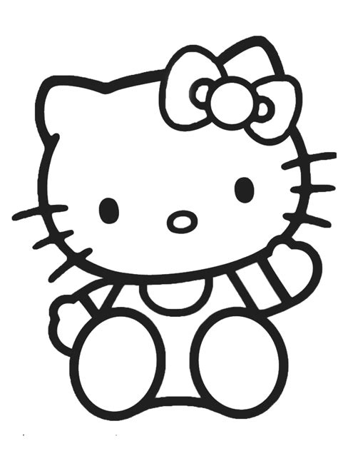 hello kitty coloring pages with numbers free hello kitty color by number coloring pages